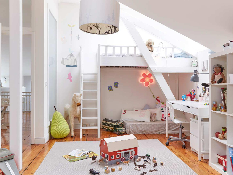 Spielend leicht zum gemütlichen Kinderzimmer